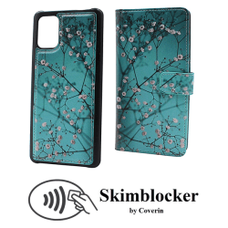 Skimblocker Magnet Designwallet Samsung Galaxy A71