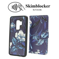Skimblocker Magnet Designwallet Samsung Galaxy S9 Plus
