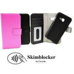 Skimblocker Magnet Wallet Samsung Galaxy A3 2017 (A320F) Svart