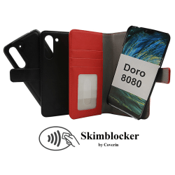 Skimblocker Magnet Wallet Doro 8080 Svart