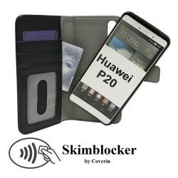 Skimblocker Magnet Wallet Huawei P20 (EML-L29)