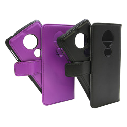 Skimblocker Magnet Wallet Motorola Moto G6 Play Lila