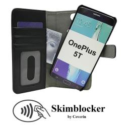 Skimblocker Magnet Wallet OnePlus 5T