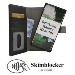 Skimblocker Magnet Wallet Samsung Galaxy Note 10 Plus
