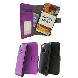 Skimblocker Magnet Wallet Xiaomi Mi A1 Svart