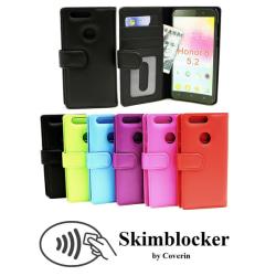 Skimblocker Plånboksfodral Huawei Honor 8 Svart