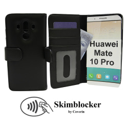 Skimblocker Plånboksfodral Huawei Mate 10 Pro
