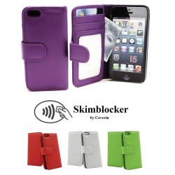 Skimblocker Plånboksfodral iPhone 5/5s/SE Svart