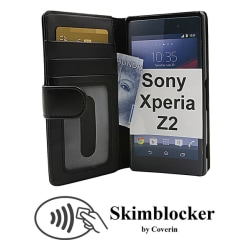 Skimblocker Plånboksfodral Sony Xperia Z2 (D6503)