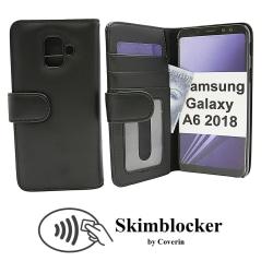 Skimblocker Samsung Galaxy A6 2018 (A600FN/DS) (Svart)