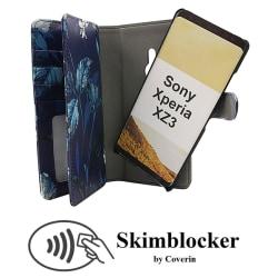Skimblocker XL Magnet Designwallet Sony Xperia XZ3