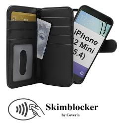 Skimblocker XL Magnet Fodral iPhone 12 Mini (5.4)