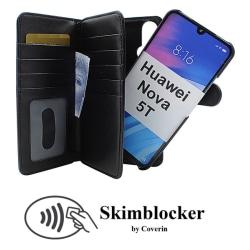 Skimblocker XL Magnet Wallet Huawei Nova 5T