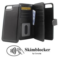 Skimblocker XL Magnet Wallet iPhone 6/7/8 Plus (Svart)