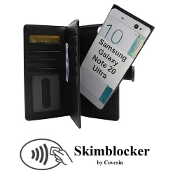 Skimblocker XL Magnet Wallet Samsung Galaxy Note 20 Ultra 5G
