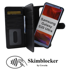 Skimblocker XL Magnet Wallet Samsung Galaxy S20 Ultra