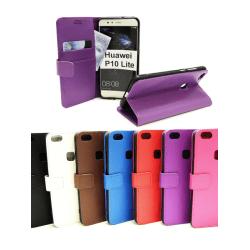 Standcase Wallet Huawei P10 Lite Vit