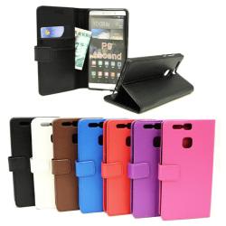 Standcase Wallet Huawei P9 Vit