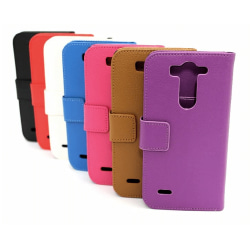 Standcase wallet LG G3 S (D722) Brun