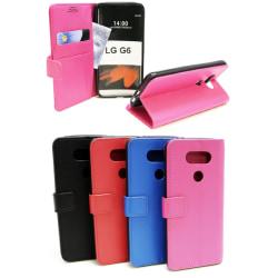 Standcase Wallet LG G6 (H870) Hotpink
