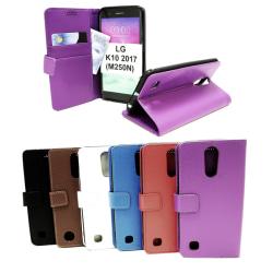 Standcase Wallet LG K10 2017 (M250N) Vit
