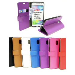 Standcase Wallet Samsung Galaxy J5 2017 (J530FD) Lila