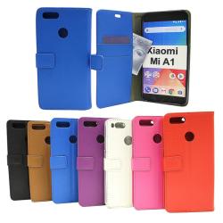 Standcase Wallet Xiaomi Mi A1 Vit