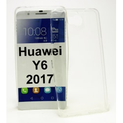 Ultra Thin TPU skal Huawei Y6 2017 (MYA-L41)