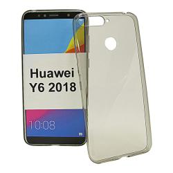 Ultra Thin TPU skal Huawei Y6 2018