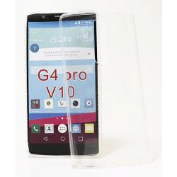 Ultra Thin TPU skal LG V10 (H960A)