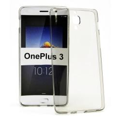 Ultra Thin TPU skal OnePlus 3T