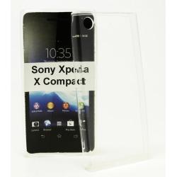 Ultra Thin TPU skal Sony Xperia X Compact (F5321)