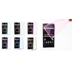 Ultra Thin TPU skal Sony Xperia Z5 (E6653) Grå