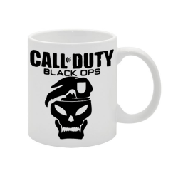 CALL OF DUTY BLACK MUGG