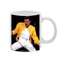Freddie Mercury No.2 mugg