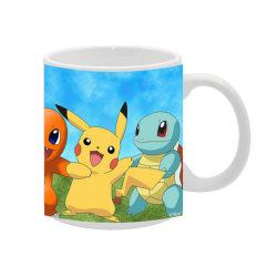 Pokemon serie 5 mugg