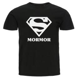 T-shirt - Super mormor Svart M