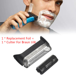 1 Set Shaver Replacement Foil And Blade For Braun 10B Shaver Foi onesize