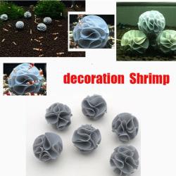 10 pcs House Breeding to avoid Watch the shrimp Decoration Shri onesize
