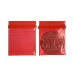 100st 3 * 4cm smycken mynt blixtlås dragkedja dragkedja återlåsbar Pl