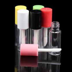 10st 3ML tomt läppglansrör DIY plastläppglansflaskor Co.