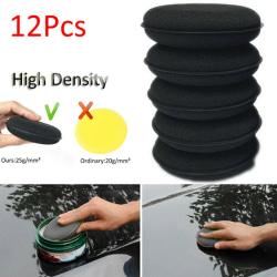 12st hög densitet bilvaxning polsk skumsvamp detaljering appl