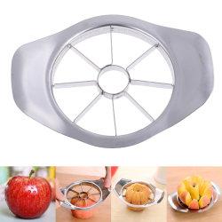 1 st praktisk rostfritt stål äppelskärare Skivare Grönsak Fr