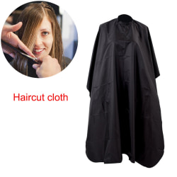 1 st Unisex vuxna barn frisörkap Cape Cutting Cover Barber H