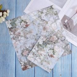 20PCS Paper Napkins for Decoupage Tableware Tissues DIY Craft De one size