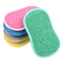 5pcs Anti-microbial cleaning sponge kitchen sponge washing dish