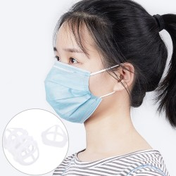 5Pcs Breathable Mask Bracket Prevent Makeup Removal Enhance Brea 5pcs