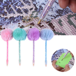 Diamond Paniting Point Drill Pen DIY Crafts Sewing Embroidery P Green