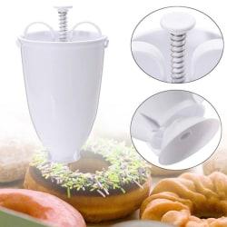 Donut Maker Dispenser Creative Doughnut Mould Making DIY Kitche onesize