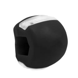 Face Fitness Ball Facial Toner Exerciser Jaw Exerciser Neck Shr Black